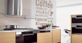 Consigli informazioni e suggerimenti per mamme e figli blog family - Adesivi murali per cucina ...