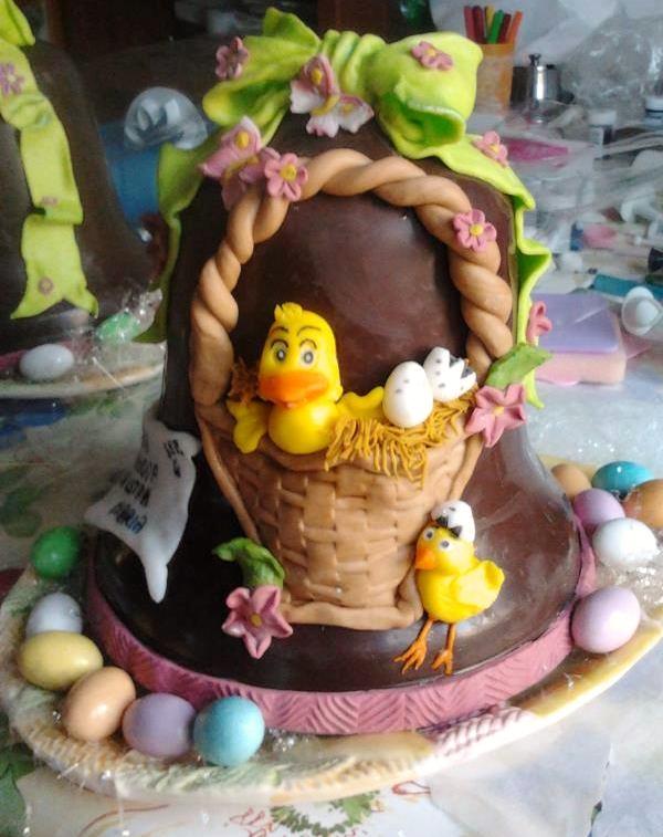 Fare le uova di paqua di cioccolato - Uova di pasqua in casa ...