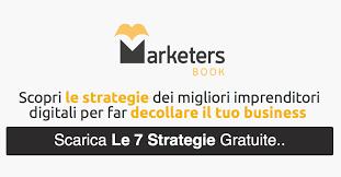 MarketersBook di Dario Vignali