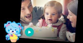 Racconta la tua storia d'amore con tuo figlio