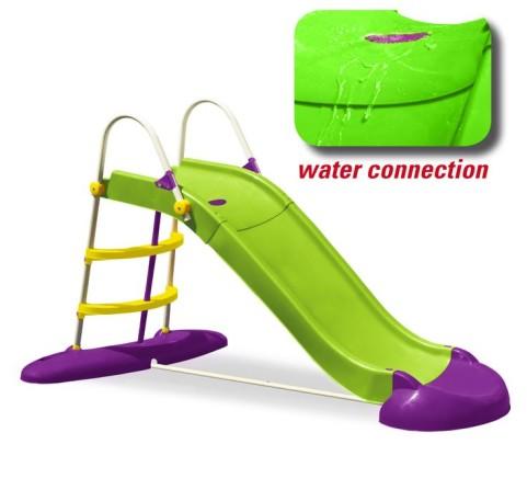 La piscina in giardino blog family - Scivoli da esterno per bambini ...