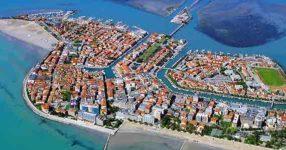 Spiaggia  mare Grado