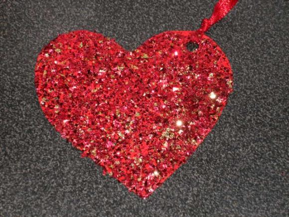 Popolare Festone cuori per San Valentino - Blog Family OI57