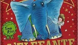 l'elefante un po' ingombrante
