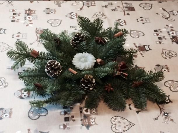 Come decorare la tavola di natale blog family - Decorare la tavola a natale ...