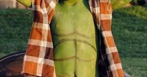 incredibile Hulk Halloween