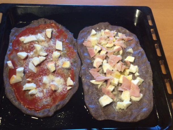 Ricetta bimby pizza con farina di riso