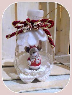 Lavoretti Di Natale Per Bambini Con Bottiglie Di Plastica.Decorazioni Natalizie Di Plastica Blog Family