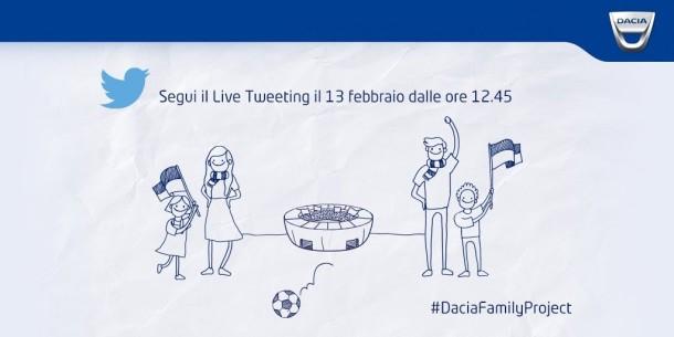 DaciaFamilyDay - Conferenza Stampa
