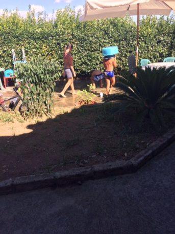 Giochi con l'acqua estate 2016