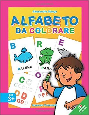 Alfabeto Da Colorare Blog Family