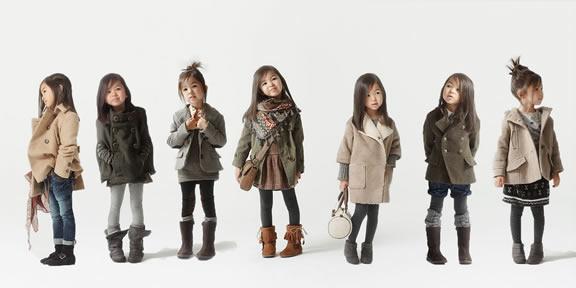 Consigli per vestire adeguatamente i bambini in inverno - blog family 2cba353542d