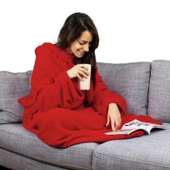 coperta-con-le-maniche-rossa-regali-di-natale