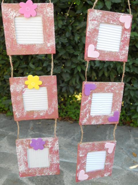 Lavoretti Per Bambini Cornici Per Foto.Cornici Di Cartone Blog Family