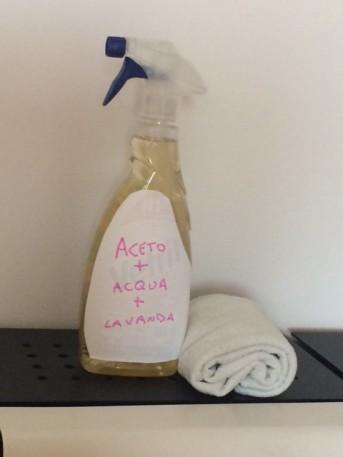 detersivi ecologici per le pulizie di casa