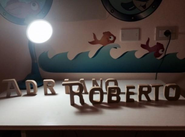 Lettere Di Legno Ikea : Abbiamo le lettere di legno blog family